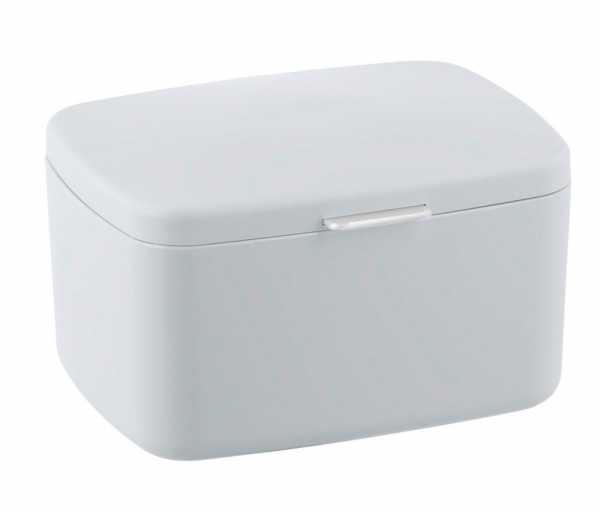 WENKO Bathroom box Barcelona white